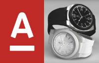 Часы «AlfaPay» от Альфа-Банка
