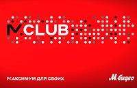 Бонусная карта M.Club